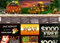 Giant Palace Casino Website ScreenShot