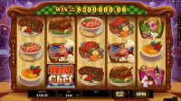 Big Chef Microgaming Slot Reels