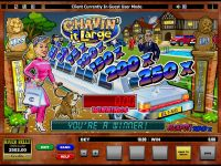 Chavin' it Large Microgaming Bonus 1