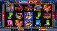 Cool Woolf Microgaming Slot Reels
