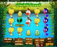 Ducks and Eggs Topgame Slot Reels