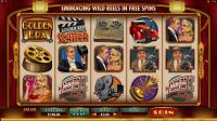 Golden Era Microgaming Slot Reels