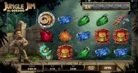Jungle Jim El Dorado Microgaming Slot Reels
