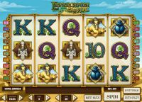 Leprechaun goes Egypt Play'n GO Slot Reels