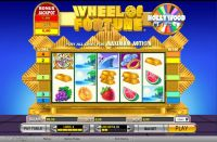 Wheel of Fortune IGT Slot Reels