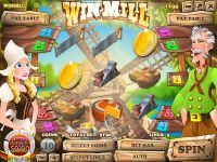 Win Mill Rival Slot Reels