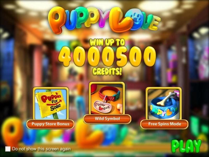 Puppy Love Betsoft Info