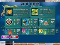 20 000 Leagues WGS Technology Slot Info