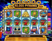 50,000 Pyramid IGT Slot main