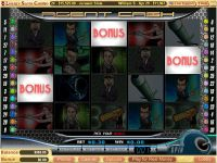 Agent Cash WGS Technology Slot Bonus 1