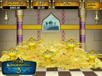 Aladdin's Wishes RTG Slot Bonus 1