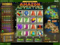 Amazon Adventure Amaya Slot Slot Reels