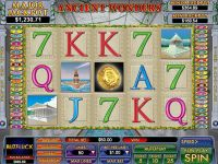 Ancient Wonders NuWorks Slot Slot Reels