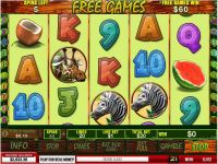 Banana Monkey PlayTech Slot Bonus 1