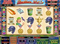 Batter Up NuWorks Slot Slot Reels