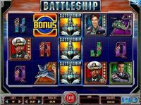 Battleship: Search & Destroy IGT Slot main