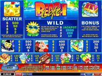Beach Life PlayTech Slot Info