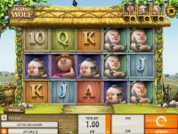 Big Bad Wolf Quickspin Slot Slot Reels