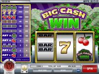 Big Cash Win Rival Slot Slot Reels