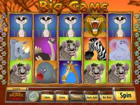 Big Game Saucify Slot Slot Reels