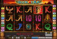 Book of Ra - Deluxe Novomatic Slot Slot Reels