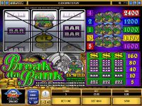 Break Da Bank Microgaming Slot Slot Reels