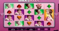 Bridesmaids Microgaming Slot Slot Reels