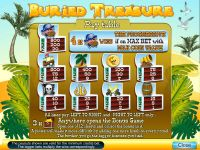 Buried Treasure Byworth Slot Info