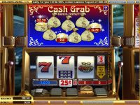 Cash Grab WGS Technology Slot Bonus 1