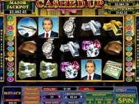 Cashed Up NuWorks Slot Slot Reels