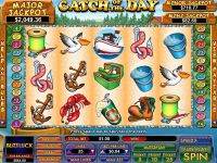 Catch Of The Day NuWorks Slot Slot Reels