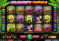 Celebrity in the Jungle 1x2 Gaming Slot Slot Reels