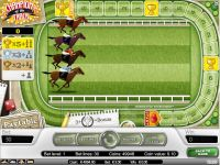 Champion of the Track NetEnt Slot Bonus 1