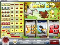 Chicken Little Rival Slot Slot Reels