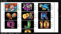 Chilly Gold NextGen Gaming Slot Paytable