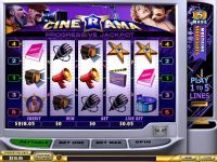 Cinerama PlayTech Slot Slot Reels