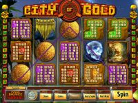 City of Gold Saucify Slot Slot Reels