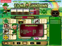 Clover Countdown Mini Virtue Fusion Slot Bonus 1