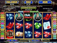 Club World Casinos! RTG Slot Slot Reels