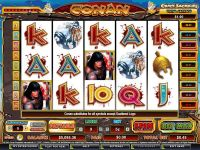 Conan the Barbarian CryptoLogic Slot Slot Reels