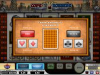 Cops n Robbers Play'n GO Slot Gamble Screen