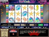 Coral Cash CryptoLogic Slot Slot Reels