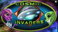 Cosmic Invaders 2 by 2 Gaming Slot Info