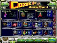 Cosmic Quest Episode One Rival Slot Info