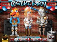 Costume Party Rival Slot Slot Reels