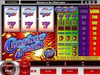 Cracker Jack Microgaming Slot Slot Reels
