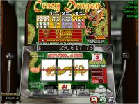 Crazy Dragon RTG Slot Slot Reels