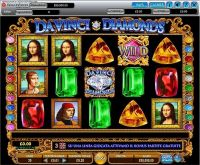 Da Vinci Diamonds IGT Slot main