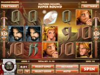 Diamond Dragon Rival Slot Slot Reels