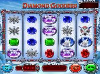 Diamond Goddess Inspired Slot Slot Reels
